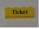 Part No: 3010pb078  Name: Brick 1 x 4 with Black 'Ticket' Pattern (Sticker) - Set 379-1