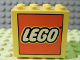 Part No: 30144pb031  Name: Brick 2 x 4 x 3 with Lego Logo Pattern Both Sides