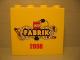 Part No: 30144pb047  Name: Brick 2 x 4 x 3 with LEGO Fabrik 2008 Pattern A