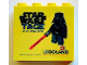 Part No: 30144pb055  Name: Brick 2 x 4 x 3 with Legoland Deutschland Star Wars Tage 2009 Pattern