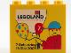 Part No: 30144pb058  Name: Brick 2 x 4 x 3 with Legoland Deutschland 7 Year Birthday (7.Geburtstag) Pattern