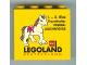 Part No: 30144pb059  Name: Brick 2 x 4 x 3 with Legoland Deutschland 1.-3. Mai Traumhaftes Pferde-Wochenende Pattern