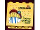Part No: 30144pb064  Name: Brick 2 x 4 x 3 with Legoland Deutschland TOGGO Spaßtag! 2009 Pattern