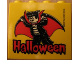 Part No: 30144pb091  Name: Brick 2 x 4 x 3 with Halloween Pattern