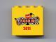 Part No: 30144pb095  Name: Brick 2 x 4 x 3 with LEGO Fabrik 2011 Pattern
