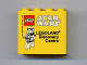 Part No: 30144pb096  Name: Brick 2 x 4 x 3 with Legoland Discovery Centre Star Wars Pattern