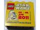 Part No: 30144pb103  Name: Brick 2 x 4 x 3 with Legoland Deutschland Star Wars 02. - 05. Juni 2011 Pattern