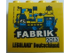 Part No: 30144pb136  Name: Brick 2 x 4 x 3 with Legoland Deutschland Fabrik 2013 Pattern