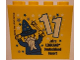 Part No: 30144pb143  Name: Brick 2 x 4 x 3 with 11 Jahre Legoland Deutschland Resort Pattern