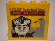Part No: 30144pb145  Name: Brick 2 x 4 x 3 with Legoland Deutschland Resort Happy Halloween 2013 Pattern