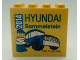 Part No: 30144pb149  Name: Brick 2 x 4 x 3 with HYUNDAI Sammelstein 2014 Pattern