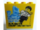 Part No: 30144pb161  Name: Brick 2 x 4 x 3 with Helden von Lego City 28.-29. März 2015 Legoland Deutschland Resort Pattern