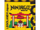 Part No: 30144pb284  Name: Brick 2 x 4 x 3 with LEGOLAND Japan FACTORY with NINJAGO WORLD with Torii Pattern