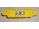 Part No: 30387pb005  Name: Hinge Brick 1 x 4 Locking with '7936' Pattern on Both Sides (Stickers) - Set 7936