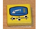 Part No: 3068bpb0089  Name: Tile 2 x 2 with Groove with Robot Arm Controls Pattern (Sticker) - Set 8286