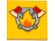 Part No: 3068bpb0939  Name: Tile 2 x 2 with Groove with Fire Badge and Axes Pattern