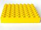 Part No: 31113  Name: Duplo, Brick 8 x 8