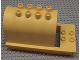 Part No: 31177  Name: Duplo Wagon Cover Conestoga