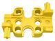 Part No: 32167  Name: Technic, Rectangular Gearbox Half