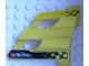 Part No: 32190pb08  Name: Technic, Panel Fairing # 1 Large Short, Large Holes, Side A with Checkered Flags and LEGO TECHNIC Logo Pattern (Stickers) - Set 8445