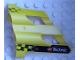 Part No: 32191pb08  Name: Technic, Panel Fairing # 2 Large Short, Large Holes, Side B with Checkered Flags and LEGO TECHNIC Logo Pattern (Stickers) - Set 8445