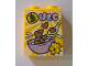 Part No: 3245cpb102  Name: Brick 1 x 2 x 2 with Inside Stud Holder with Cereal Box with 'HLC' Pattern