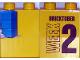 Part No: 4066pb351  Name: Duplo, Brick 1 x 2 x 2 with Toys 'R' Us Bricktober Week 2 Pattern