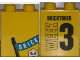 Part No: 4066pb352  Name: Duplo, Brick 1 x 2 x 2 with Toys 'R' Us Bricktober Week 3 Pattern