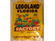 Part No: 4066pb402  Name: Duplo, Brick 1 x 2 x 2 with Legoland Florida Factory Pattern