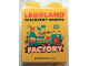 Part No: 4066pb417  Name: Duplo, Brick 1 x 2 x 2 with Legoland Discovery Center Factory 2012 Pattern 1