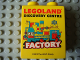 Part No: 4066pb501  Name: Duplo, Brick 1 x 2 x 2 with Legoland Discovery Centre Factory 2013 Pattern