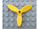 Part No: 4617a  Name: Propeller 3 Blade 5.5 Diameter, Small Pin Hole