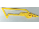 Part No: 57912c01  Name: Technic Blade with Trans-Clear Center (Sky Guardian)