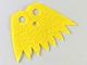Part No: 58574  Name: Minifigure, Cape Cloth, 8 Points Short, Spongy Stretchable Fabric