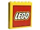 Part No: 59349pb012  Name: Panel 1 x 6 x 5 with Lego Logo Pattern (Sticker) - Set 3221