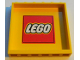 Part No: 59349pb017  Name: Panel 1 x 6 x 5 with Lego Logo on Red Background Pattern (Sticker) - Set 7939