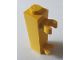Part No: 60583a  Name: Brick, Modified 1 x 1 x 3 with 2 Clips (Vertical Grip) - Solid Stud