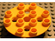 Part No: 6296  Name: Duplo Turntable 4 x 4 Top