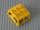 Part No: 6408  Name: Duplo, Train Locomotive Cabin Roof 2 x 3 Studs
