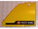 Part No: 64680pb021  Name: Technic, Panel Fairing #14 Large Short Smooth, Side B with Black Stripe and LEGO TECHNIC Logo Pattern (Sticker) - Set 8069