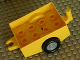 Part No: 6505  Name: Duplo Trailer with Hitch Ends