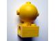 Part No: 685c01  Name: Homemaker Figure Torso and Yellow Head, No Pattern (230-1)