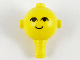 Part No: 685px1  Name: Homemaker Figure Head with Eyes and Smile Pattern