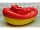 Part No: 71370c01  Name: Primo Vehicle Boat Bathtime with Red Top