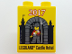 Part No: 76371pb093  Name: Duplo, Brick 1 x 2 x 2 with Bottom Tube with 2017 LEGOLAND Castle Hotel Pattern