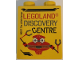 Part No: 76371pb141  Name: Duplo, Brick 1 x 2 x 2 with Bottom Tube with Legoland Discovery Centre Pattern (Melbourne Promotional)
