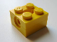 Part No: 792c04  Name: Arm Holder Brick 2 x 2 with Hole