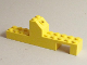 Part No: 870  Name: Vehicle, Tractor Chassis Base 11 x 2 x 3