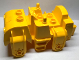 Part No: 89391a  Name: Duplo Steamroller Body