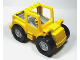 Part No: 89845c01  Name: Duplo Front End Loader Body